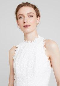 Jarlo - LILLIANA - Společenské šaty - white - 6