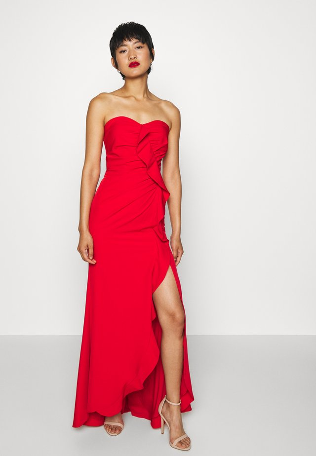 Ballkleid - red
