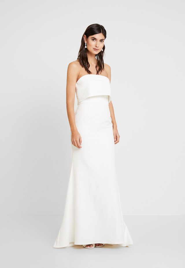 BLAZE - Společenské šaty - ivory