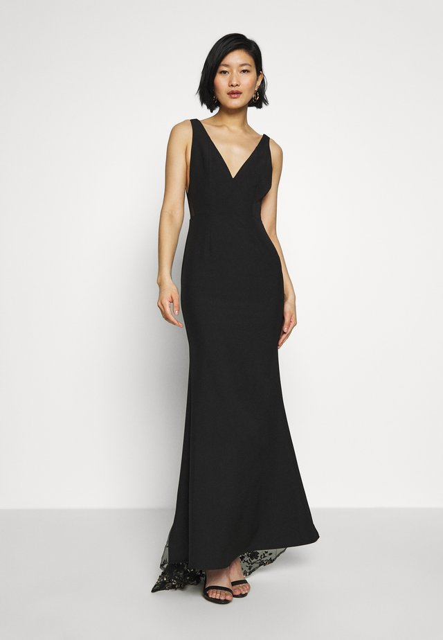 ALLEGRA - Ballkleid - black