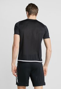 JAKO - TRIKOT STRIKER 2.0 - T-shirt imprimé - schwarz/weiß - 2