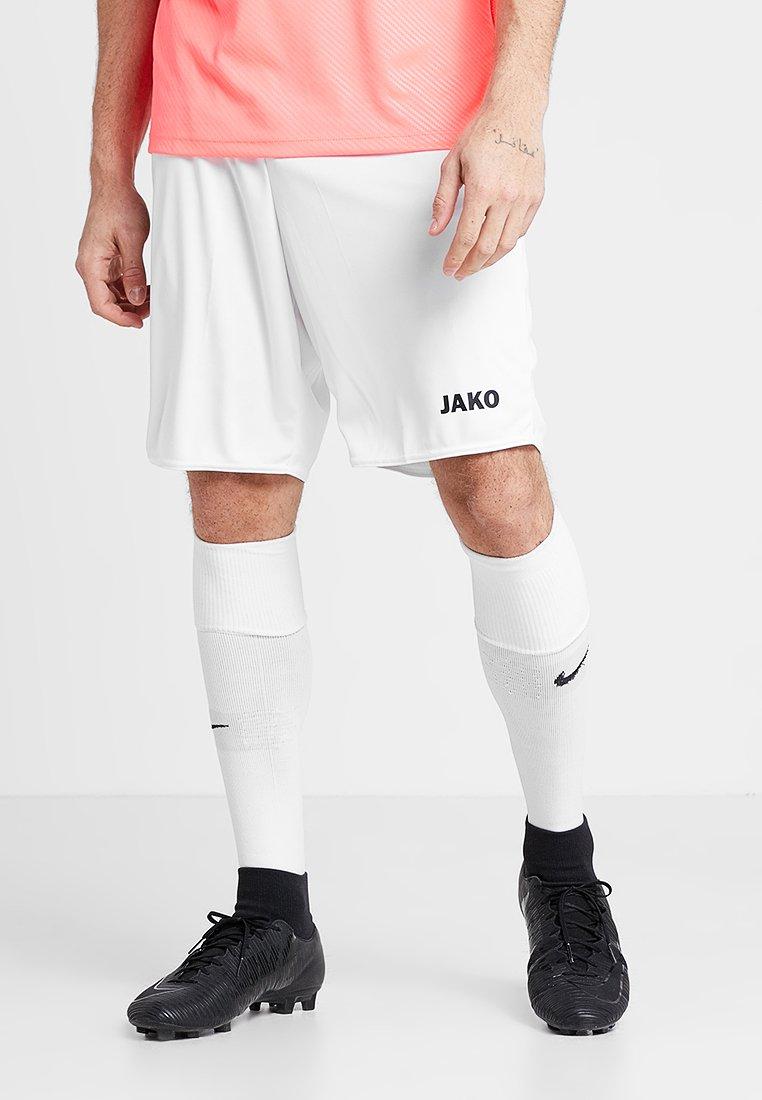 JAKO - MANCHESTER 2.0 - Krótkie spodenki sportowe - weiß