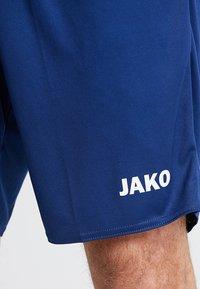 JAKO - MANCHESTER 2.0 - Pantalón corto de deporte - navy - 5