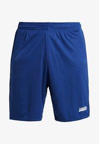 JAKO - MANCHESTER 2.0 - Pantalón corto de deporte - navy - 4