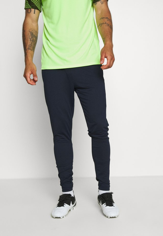 PREMIUM - Pantalon de survêtement - marine