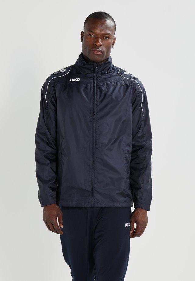 TEAM - Waterproof jacket - marine
