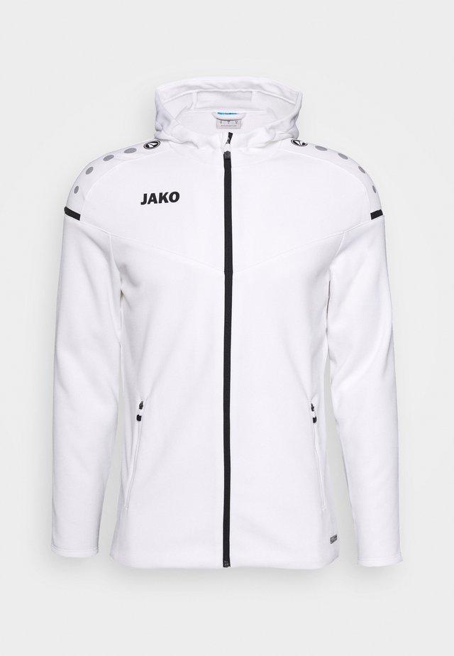 Training jacket - weiß