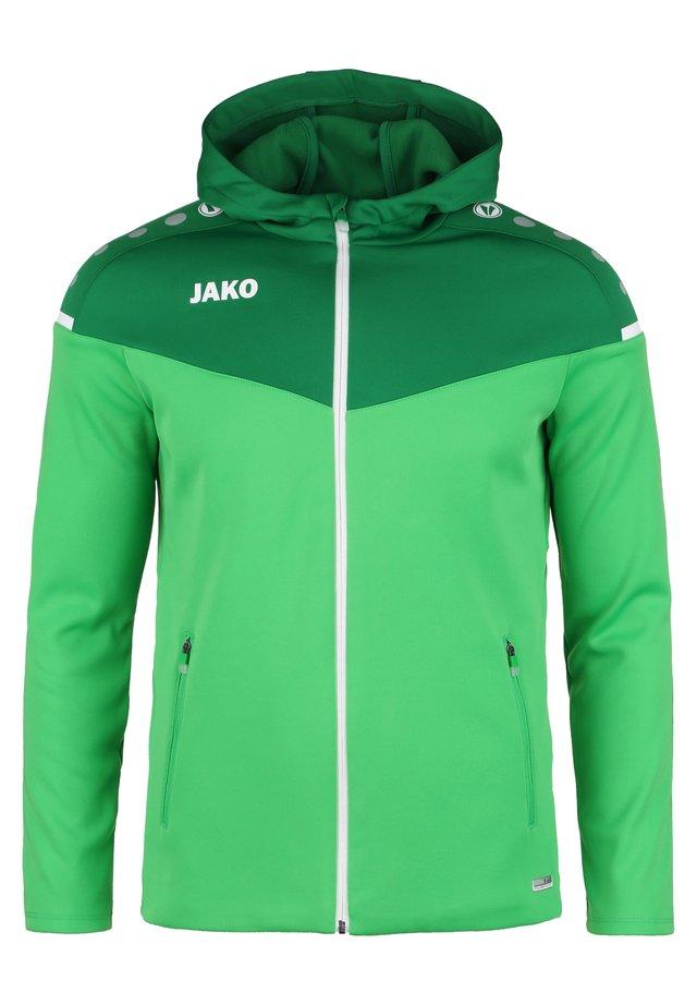 CHAMP - Trainingsjacke - soft green / sportgruen