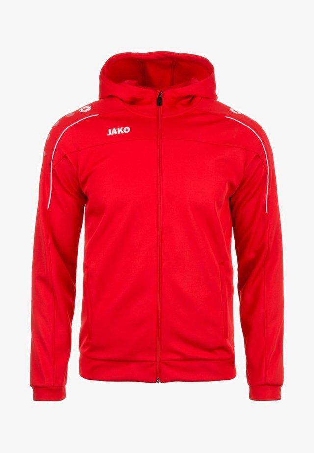 Hardloopjack - red
