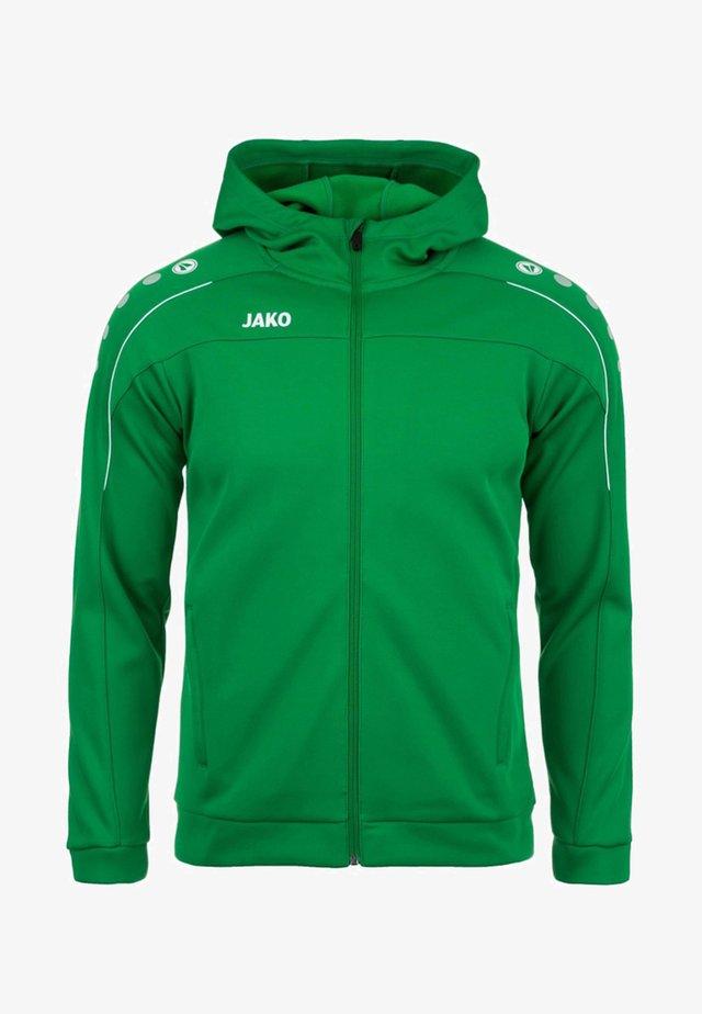 Hardloopjack - green