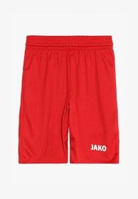 JAKO - MANCHESTER 2.0 - Short de sport - rot - 2