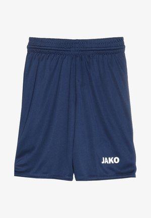 MANCHESTER 2.0 - Pantalón corto de deporte - navy