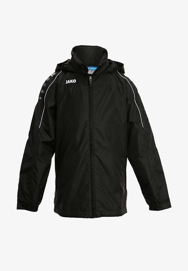 ALLWETTERJACKE TEAM  - Waterproof jacket - schwarz