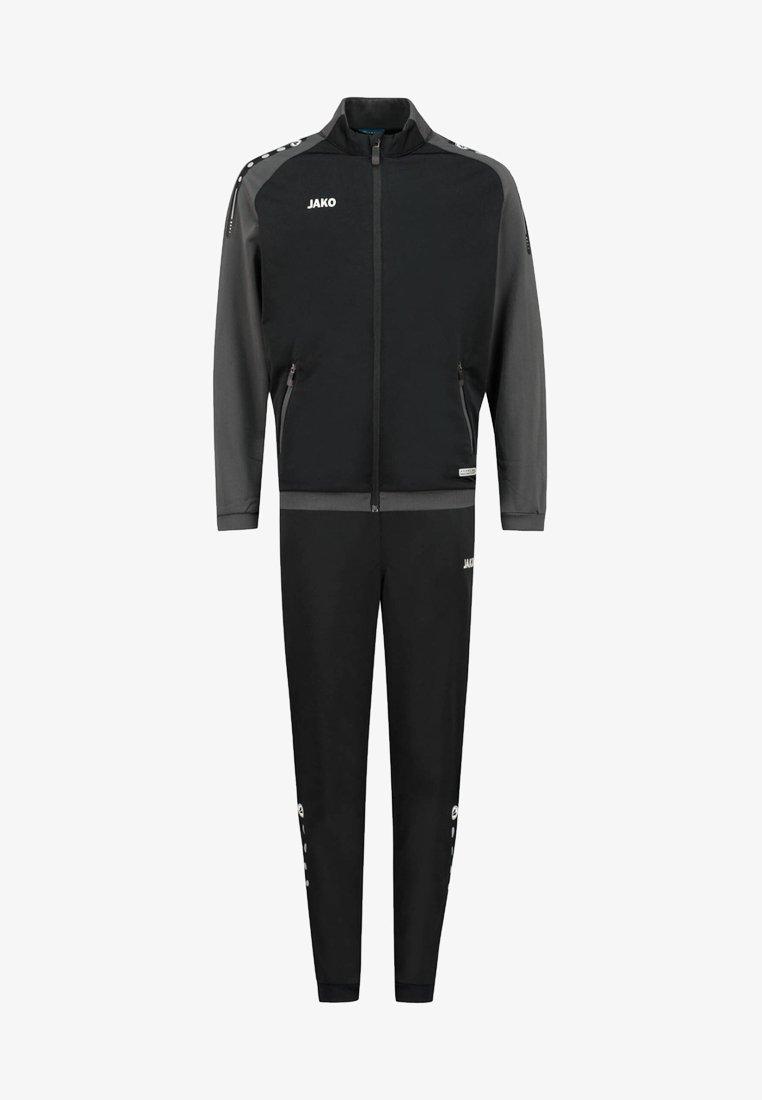JAKO - Training jacket - black /grey