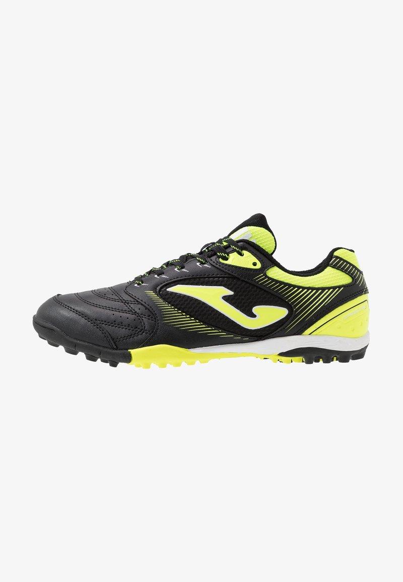 Joma - DRIBLING TURF - Chaussures de foot multicrampons - schwarz
