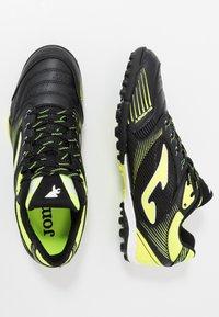 Joma - DRIBLING TURF - Chaussures de foot multicrampons - schwarz - 1