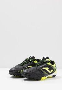 Joma - DRIBLING TURF - Chaussures de foot multicrampons - schwarz - 2