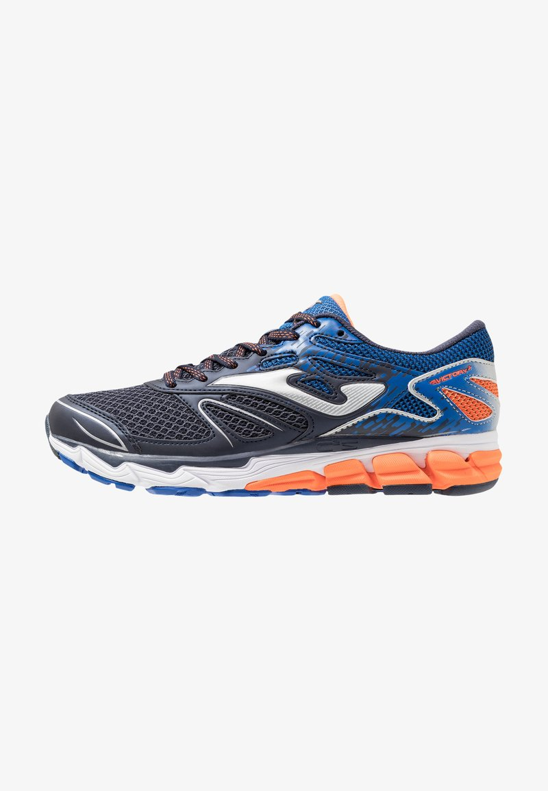 Joma - VICTORY - Scarpe running neutre - blue/orange