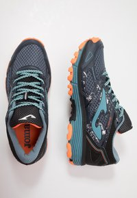 Joma - SHOCK - Zapatillas de trail running - dark blue - 1