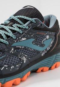Joma - SHOCK - Zapatillas de trail running - dark blue - 5