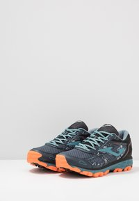 Joma - SHOCK - Zapatillas de trail running - dark blue - 2