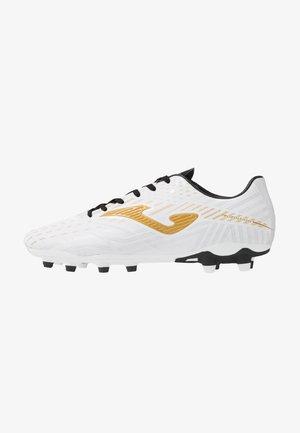 PROPULSION - Fodboldstøvler m/ faste knobber - weiß