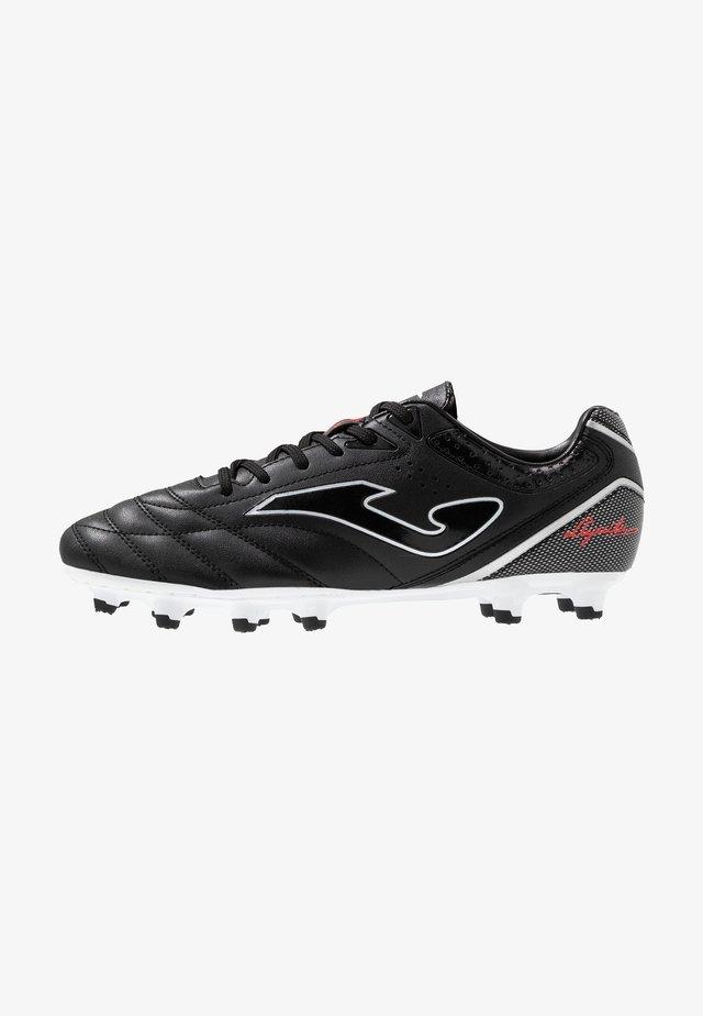 AGUILA - Fußballschuh Nocken - schwarz