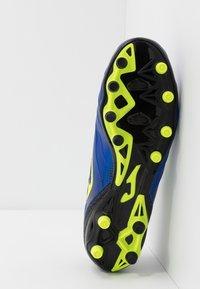 Joma - SPANDER - Voetbalschoenen met kunststof noppen - blau - 4