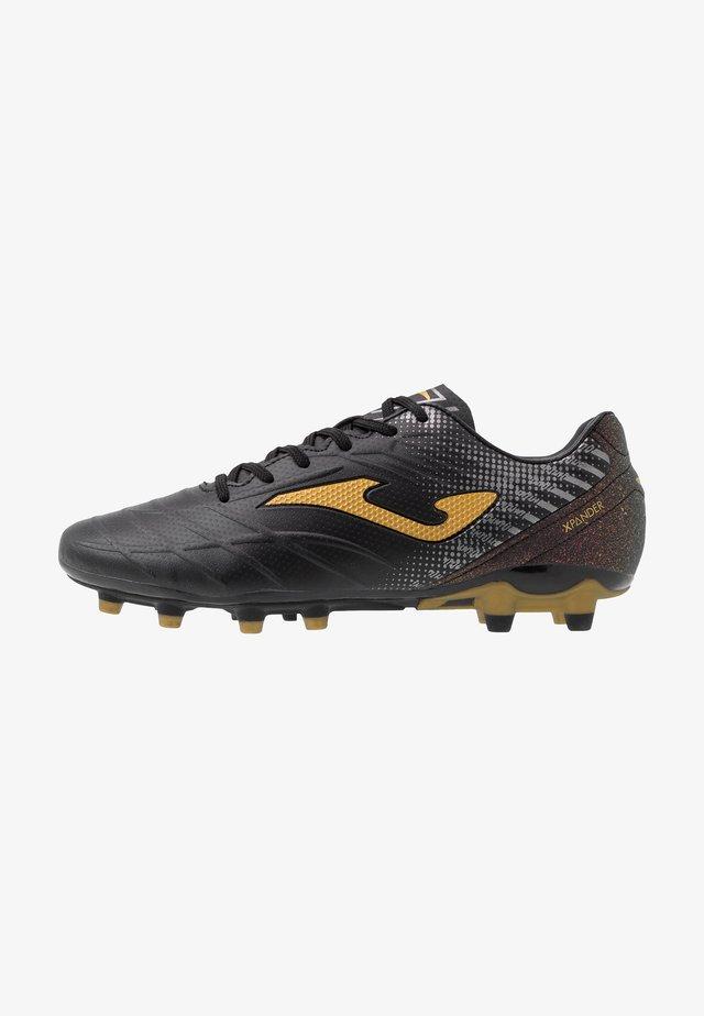 SPANDER - Voetbalschoenen met kunststof noppen - schwarz