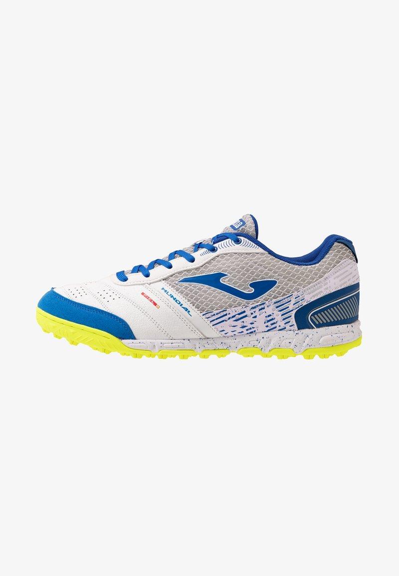 Joma - MUNDIAL - Chaussures de foot multicrampons - weiss