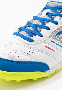 Joma - MUNDIAL - Chaussures de foot multicrampons - weiss - 5