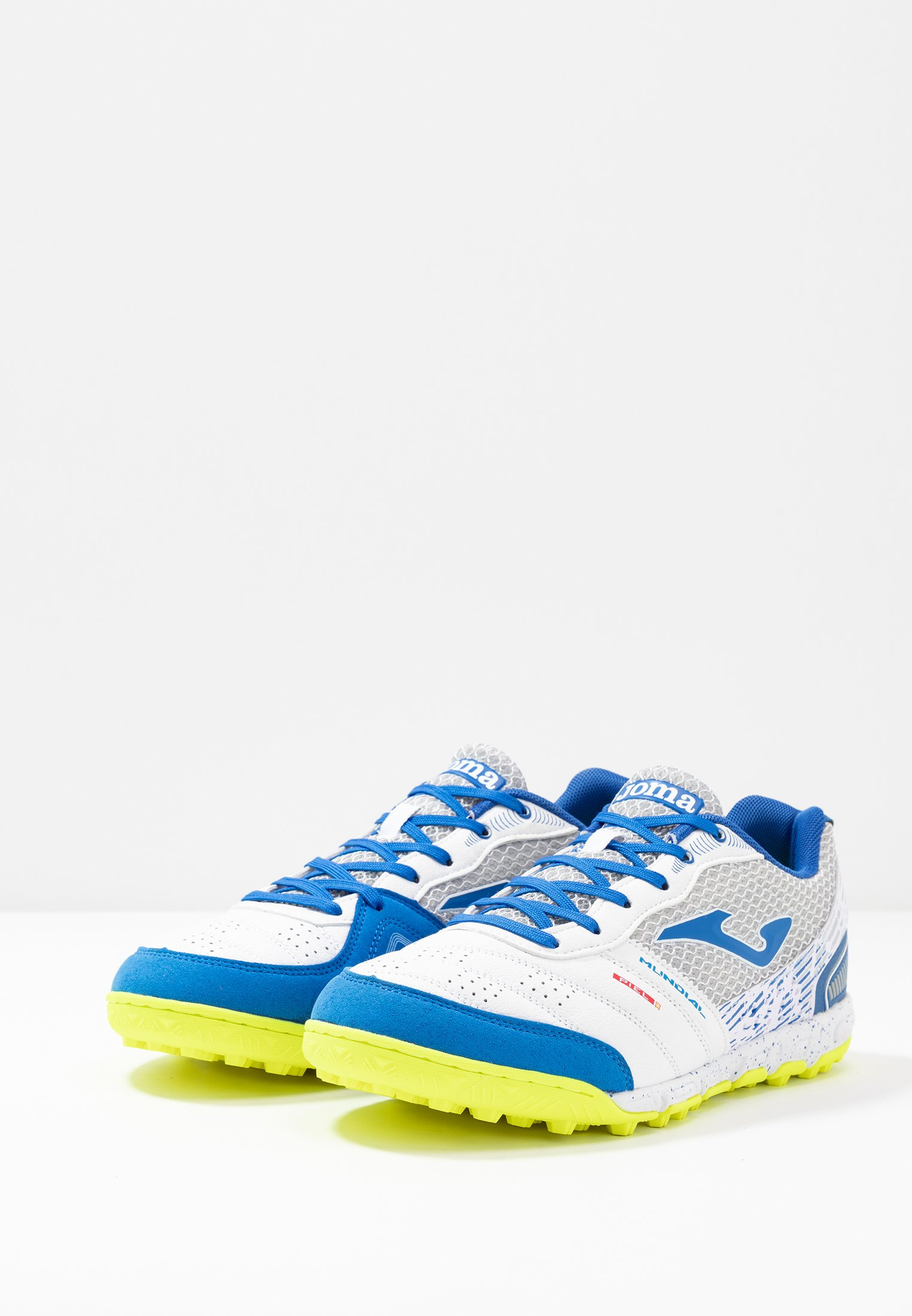 Joma MUNDIAL Fotballsko for kunstgress weiss Zalando.no