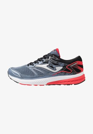 VICTORY - Chaussures de running neutres - grey/red