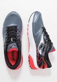 Joma - VICTORY - Chaussures de running neutres - grey/red - 1