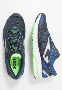 Joma - SPEED - Chaussures de running neutres - dark blue - 1