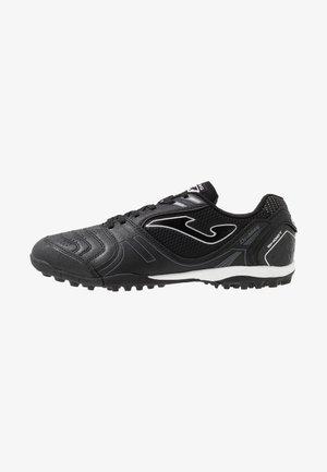 DRIBLING - Fodboldstøvler m/ multi knobber - black
