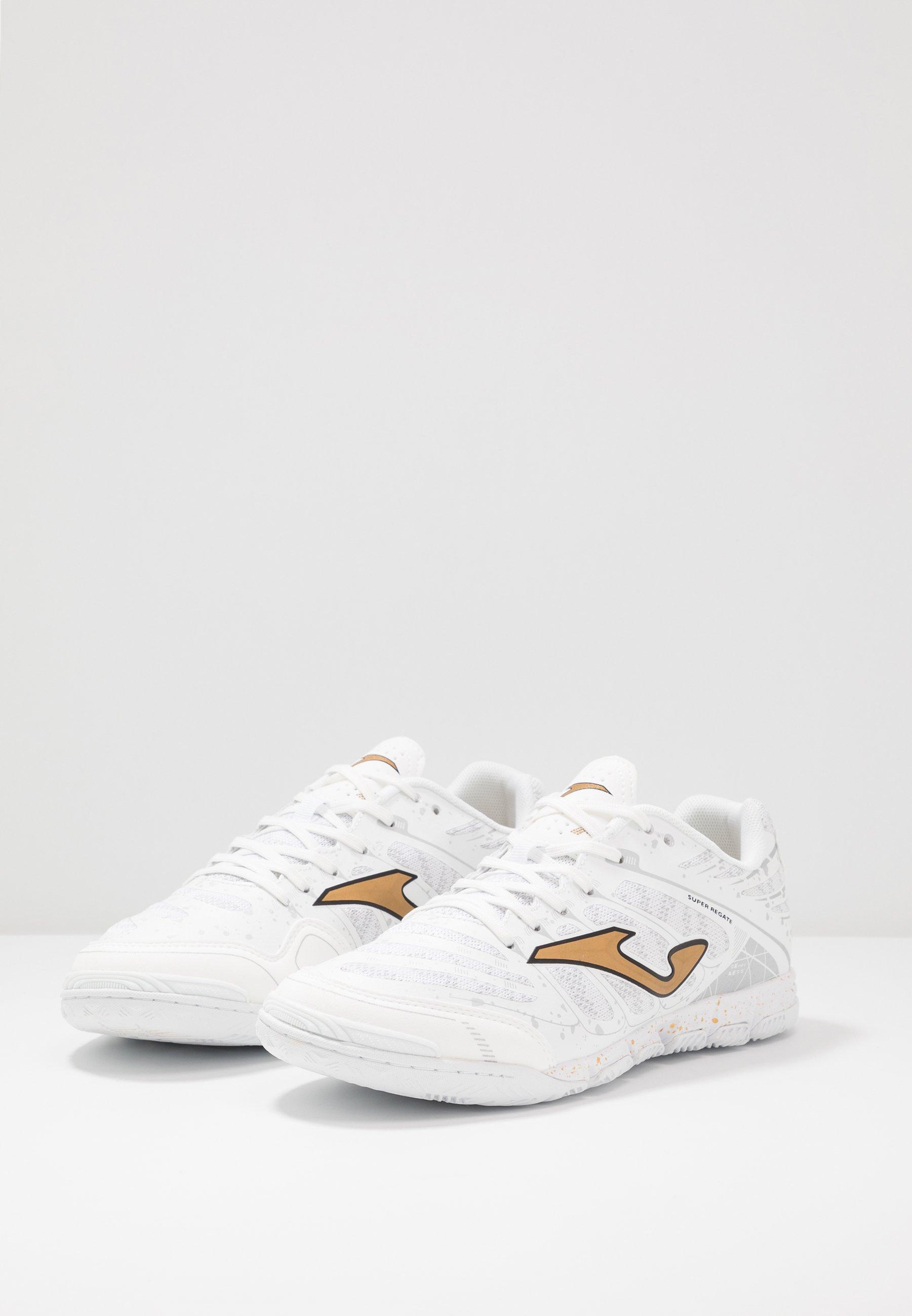 Joma REGATE - Chaussures de foot en salle - white