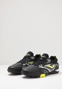 Joma - MAXIMA - Fodboldstøvler m/ multi knobber - black - 2