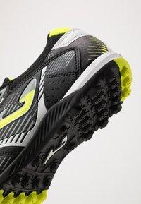 Joma - MAXIMA - Fodboldstøvler m/ multi knobber - black - 5