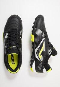 Joma - MAXIMA - Fodboldstøvler m/ multi knobber - black - 1