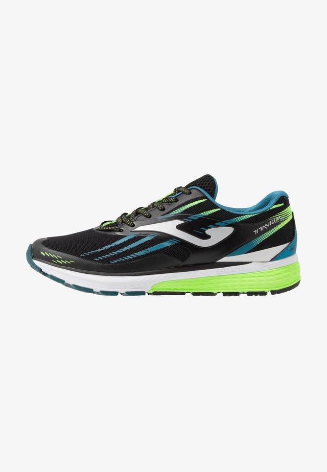 TITANIUM - Chaussures de running neutres - black