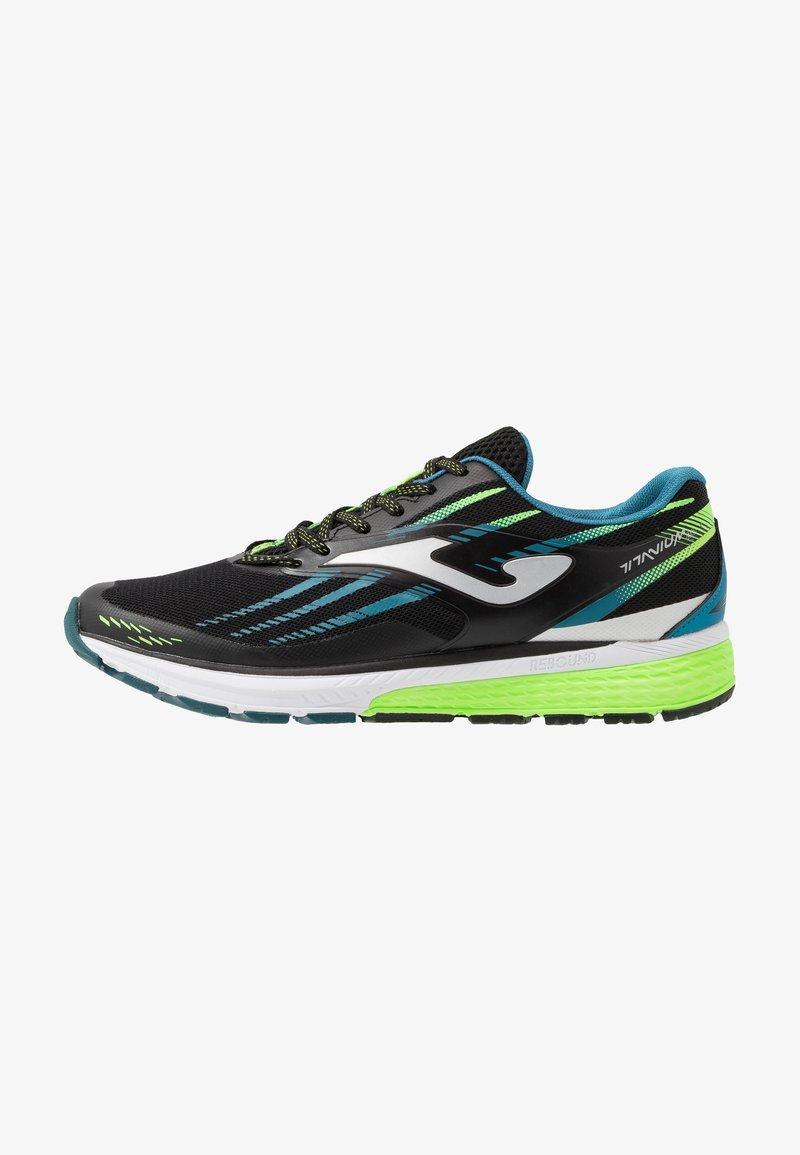 Joma - TITANIUM - Zapatillas de running neutras - black
