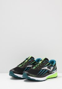 Joma - TITANIUM - Zapatillas de running neutras - black - 2
