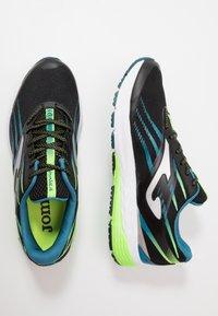 Joma - TITANIUM - Zapatillas de running neutras - black - 1