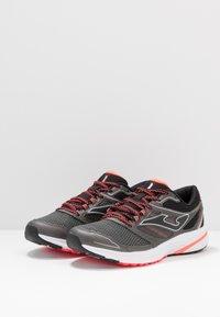Joma - SPEED - Obuwie do biegania treningowe - mottled dark grey - 2