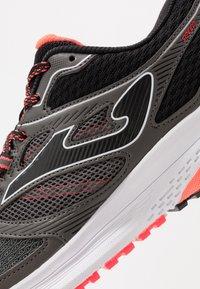 Joma - SPEED - Obuwie do biegania treningowe - mottled dark grey - 5