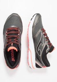 Joma - SPEED - Obuwie do biegania treningowe - mottled dark grey - 1