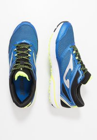 Joma - SPEED - Obuwie do biegania treningowe - blue - 1