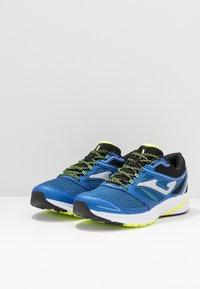 Joma - SPEED - Obuwie do biegania treningowe - blue - 2