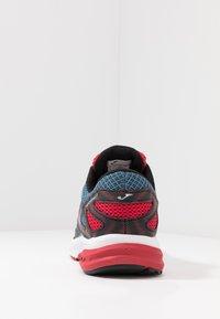 Joma - VICTORY - Obuwie do biegania treningowe - dark blue/red - 3